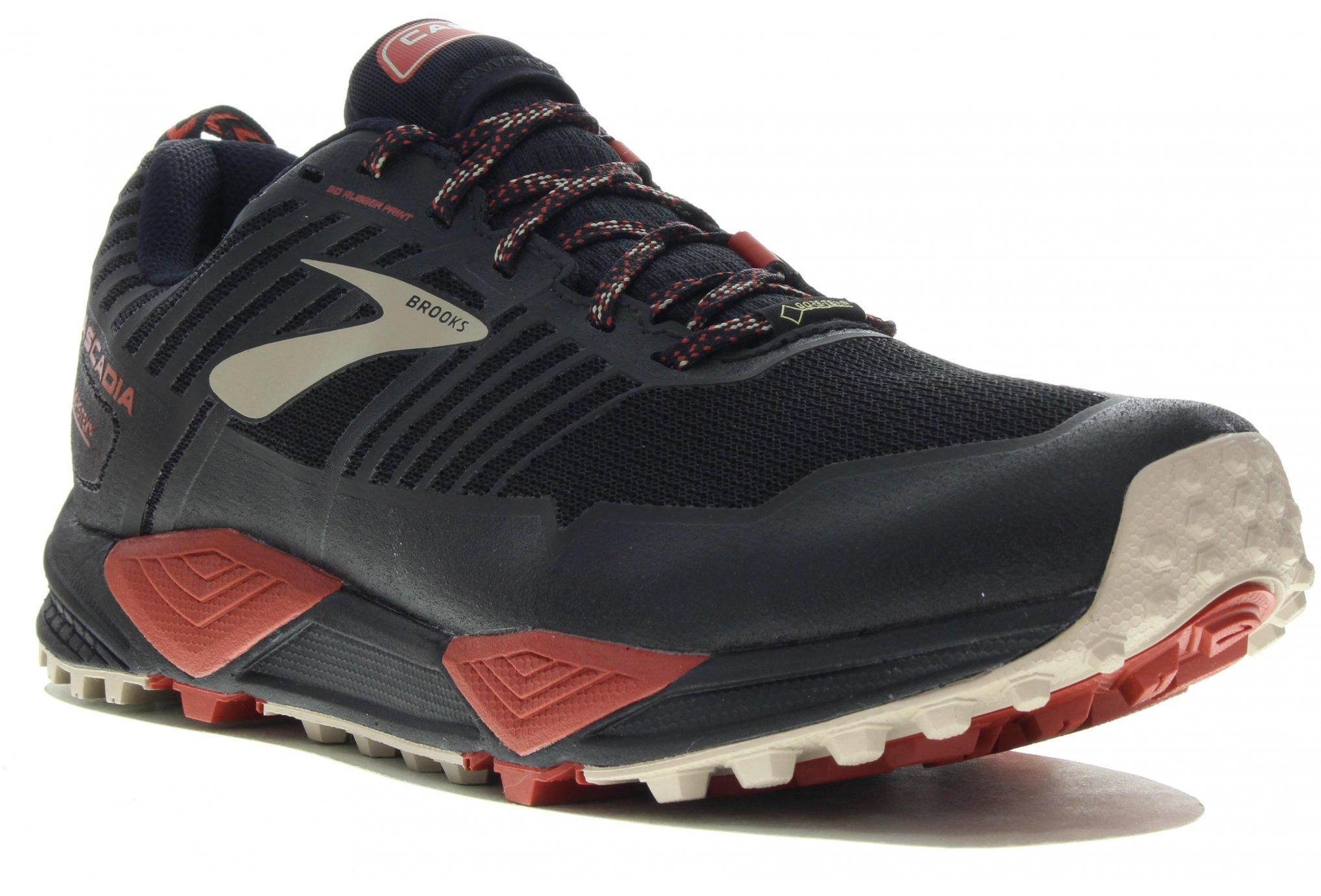 chaussures de sport 8f996 991c6 Chaussures de Trail: SALOMON SPEEDCROSS 3 (NOIR/TOMATE/VERT ...