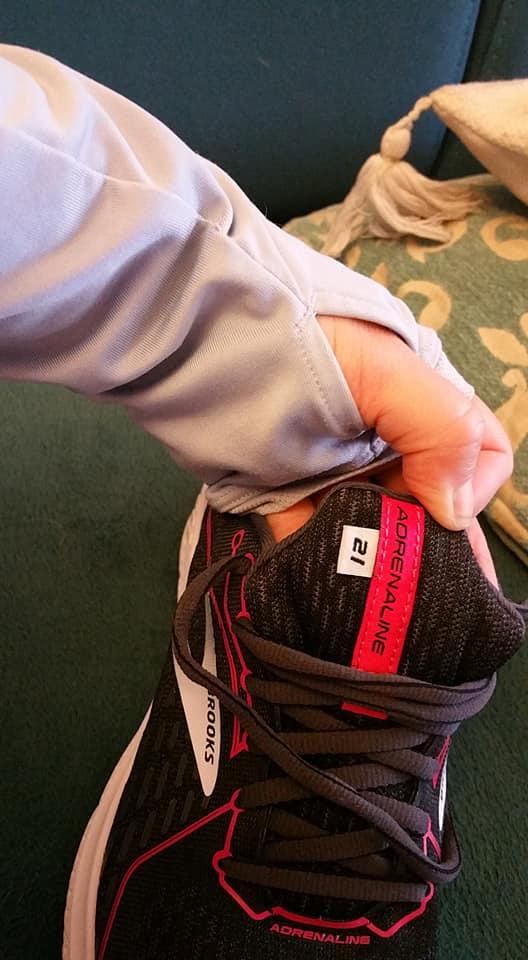 chaussure Brooks Adrenaline GTS 21